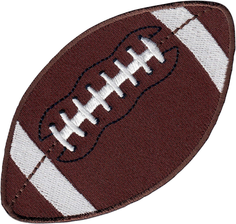 PatchMommy Pelota de Fútbol Americano/Balon Rugby Parche ...