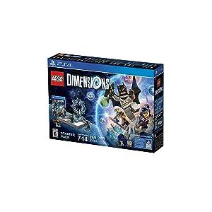 LEGO Dimensions Starter Pack - PlayStation 4 (Color: Original Version)