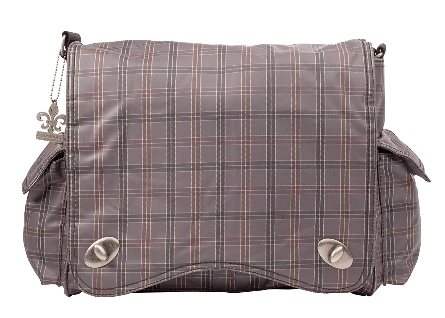 数量は多 Kalencom B001AD2P1S Diaper Bag, Bag, Gray Plaid by Kalencom Diaper B001AD2P1S, 太田町:fc0bcec0 --- hohpartnership-com.access.secure-ssl-servers.biz