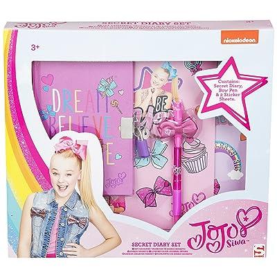 JoJo Siwa Secret Diary Set: Toys & Games