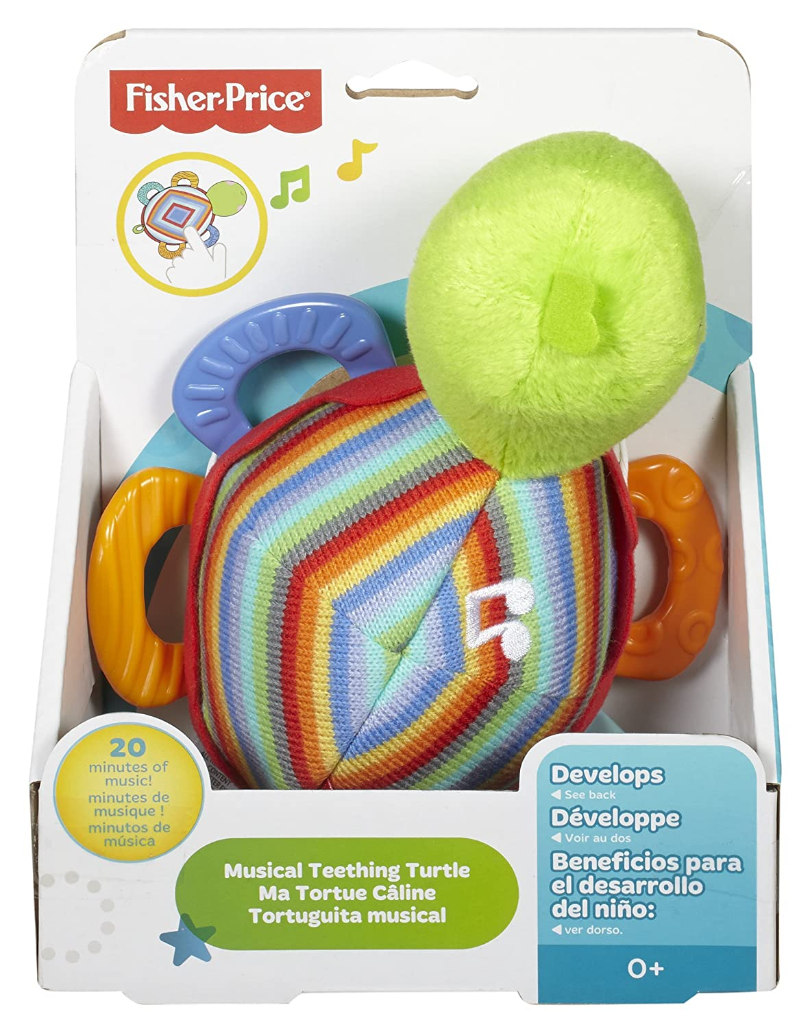 Infant - Tortuguita Musical (Mattel CGN90)