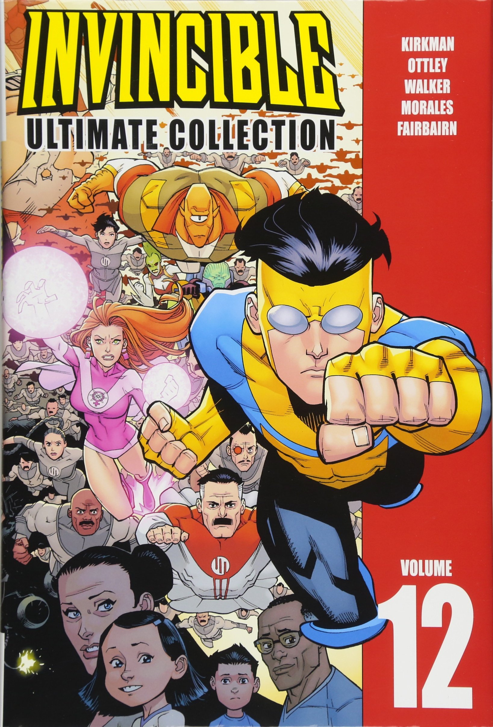Invincible: The Ultimate Collection Volume 12 pdf