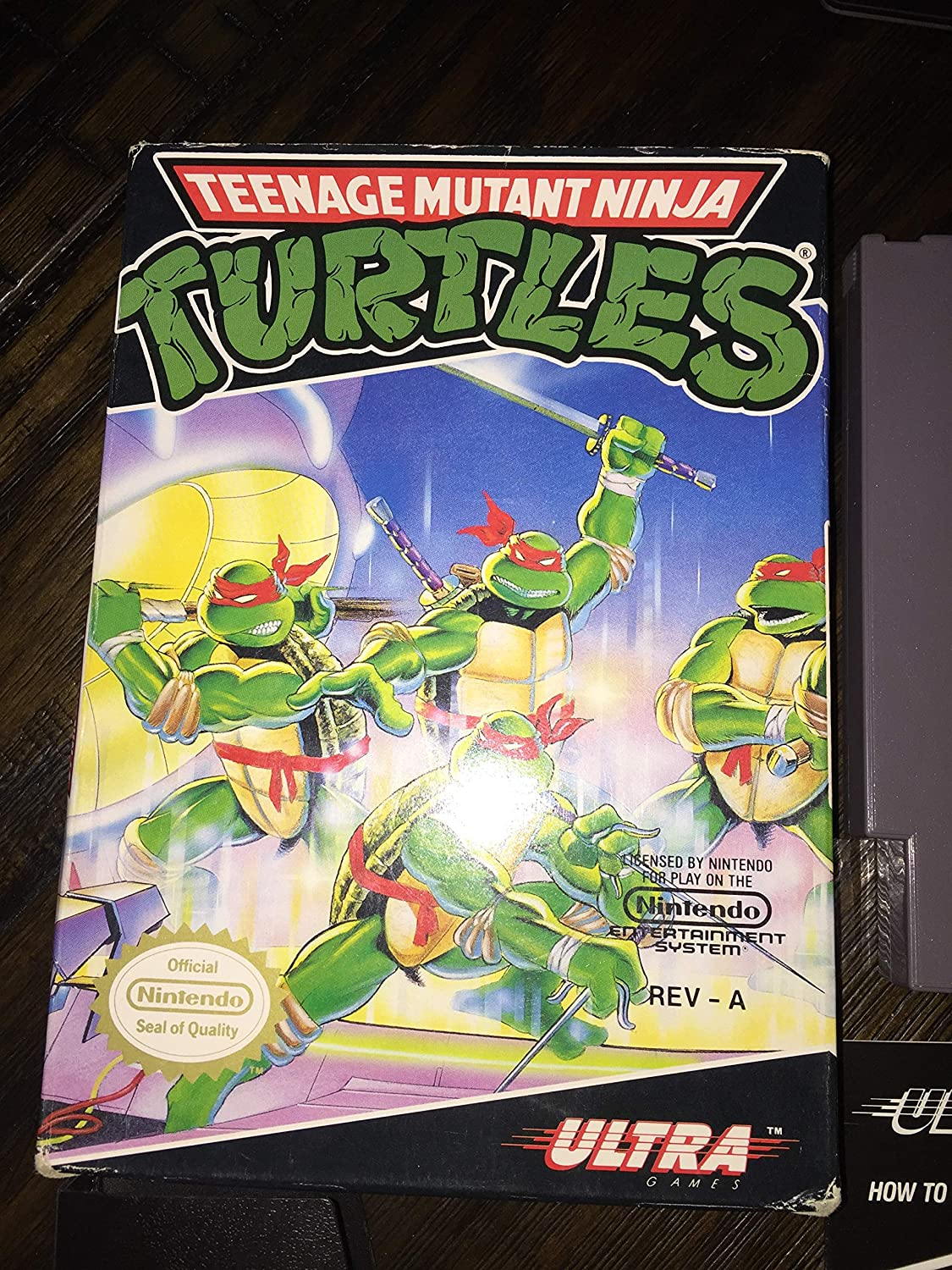 Amazon.com: Teenage Mutant Ninja Turtles: Video Games