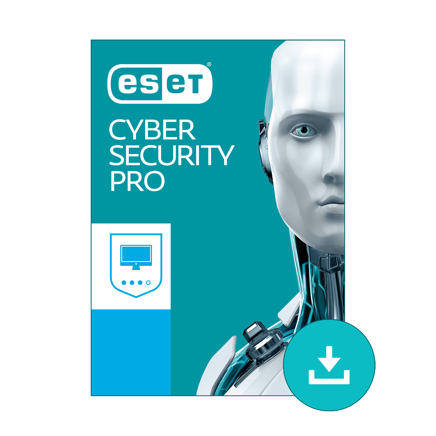 ESET Cyber Security Pro - Advanced Antivirus for Mac 2019 | 1 Device & 1 Year | Official Download with License (Best Antivirus App For Mac)