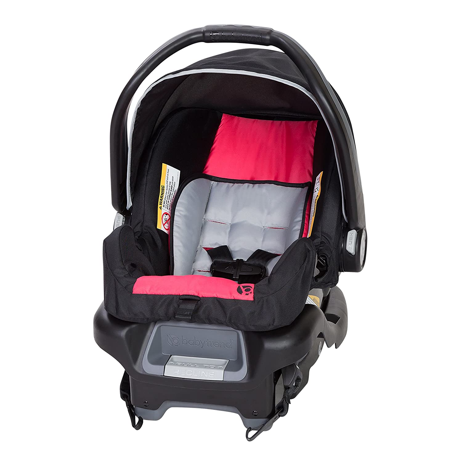 Baby Trend Ally 35 Infant Car Seat, Optic Red CS79B76A
