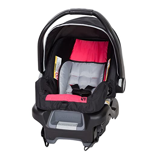 Baby Trend Ally 35 Infant Car Seat, Optic Pink