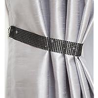 John Aird Pair Of Diamante Crystal Tie Backs
