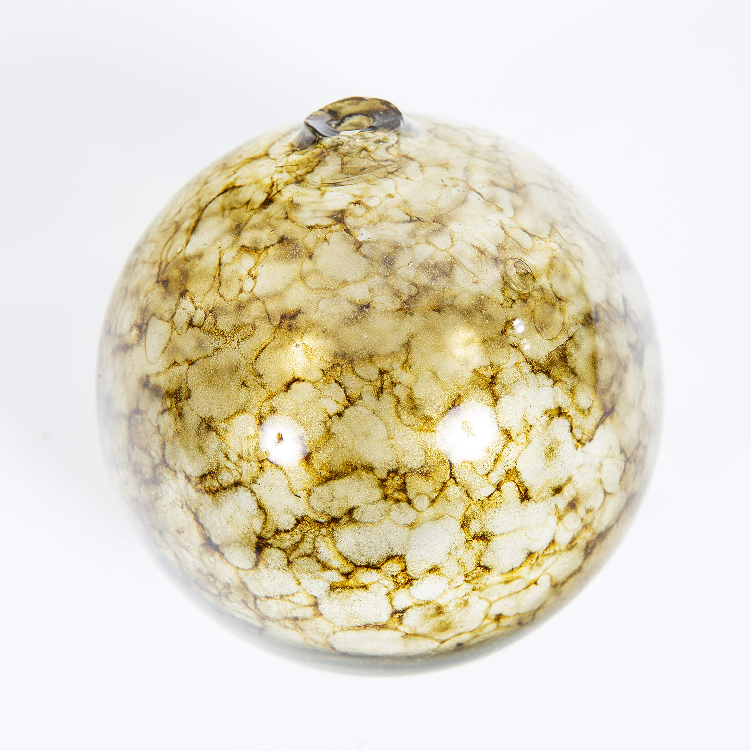 Knox and Harrison Set of 12 Decorative Hand Blown Glass Spheres by Knox and Harrison (Image #3)
