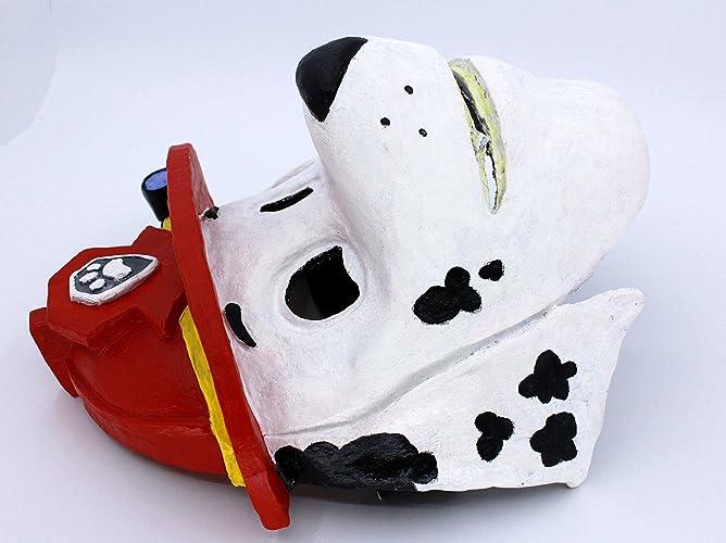 Amazon Marshall Paw Patrol Mask Cartoons Nickelodeon Handmade