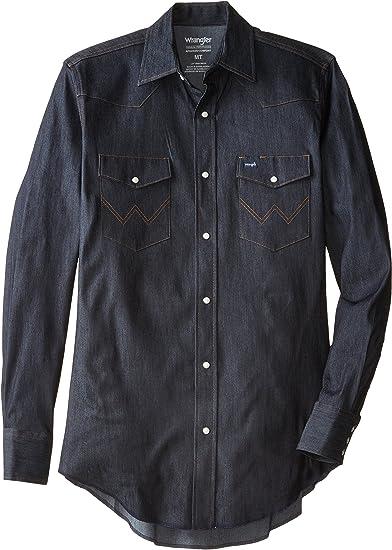 Wrangler Camisa para Hombre