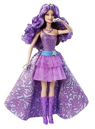 Mattel X8756  Barbie Die Prinzessin  der Popstar Popstar zu