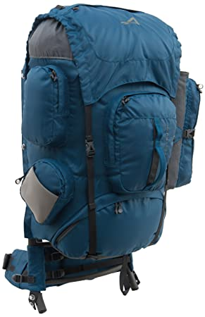 Alps Mountaineering Bryce 59 Liter, External Frame Pack: Amazon.co ...