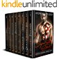 Separated by Time: Complete Paranormal Romance Series