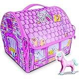 Neat-Oh Everyday Princess ZipBin 40 Pony Play set w/ 1 Pony