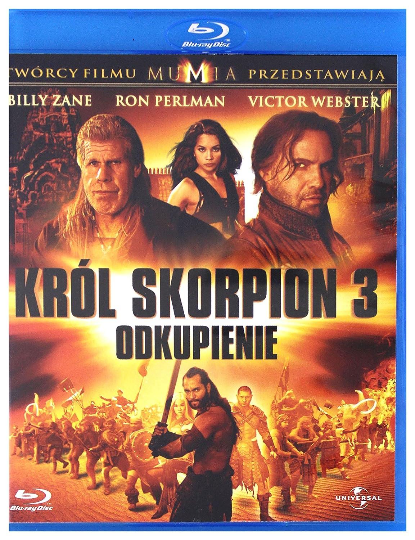 El rey escorpiĂln 3 - Batalla por la redenciĂln Blu-Ray ...