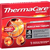 ThermaCare Advanced Multi-Purpose Muscle Pain Therapy Heatwraps, Up to 8 Hours of Pain Relief, Temporary Relief of…