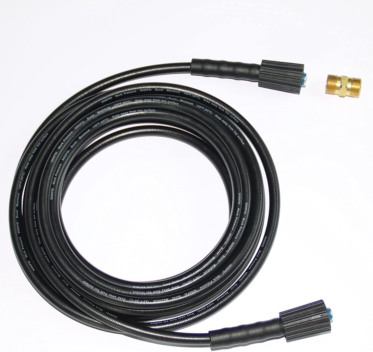10M High Pressure Washer Hose Jet Replacement For Karcher Series Cleaner