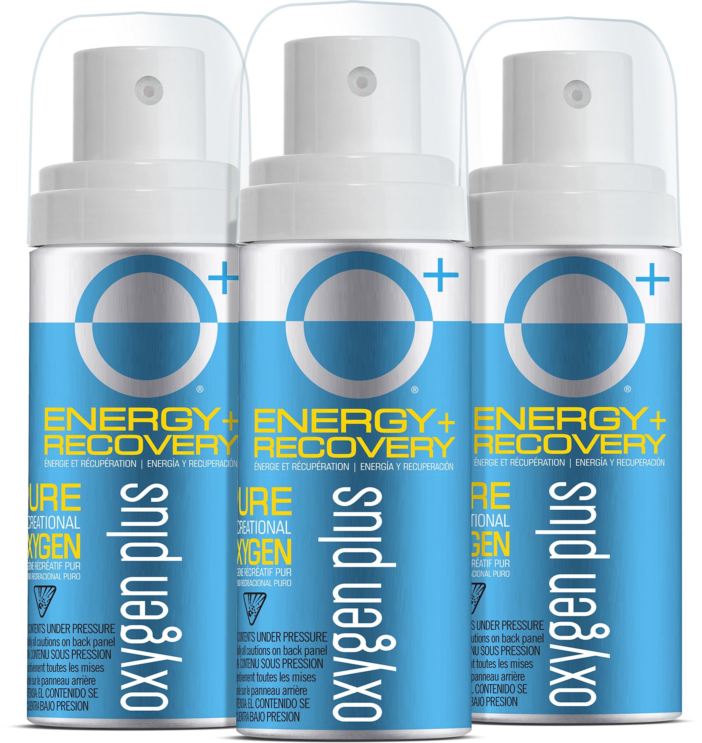 Oxygen Plus O+ Mini 3-Pack