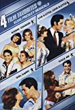 4 Film Favorites: Elvis Presley Musicals (Kissin' Cousins / Live a Little Love a Little / Girl Happy / Tickle Me)
