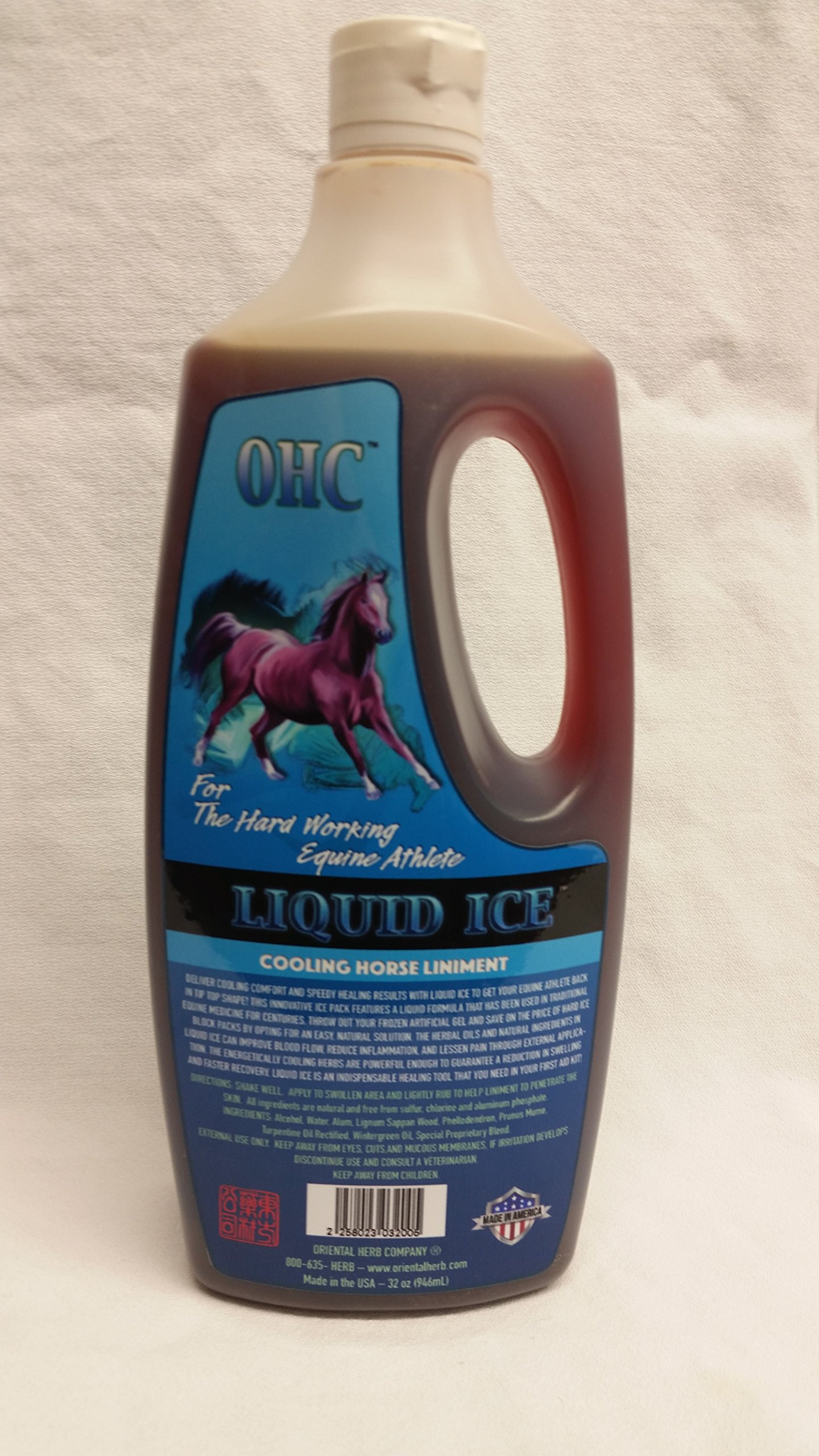 OHC Liquid Ice 32 oz