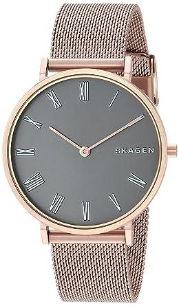 Skagen Reloj Analogico para Mujer de Cuarzo con Correa en Acero Inoxidable SKW2675: Amazon.es: Relojes