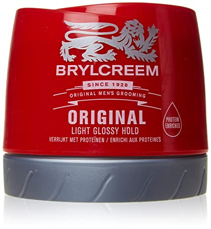 Buy Brylcreem Original Red Hair Cream 250Ml Online at Low Prices in India -  Amazon.in 2d2ce85f04082