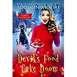 Devil's Food Cake Doom: Cozy Mystery (MURDER IN THE MIX Book 19)