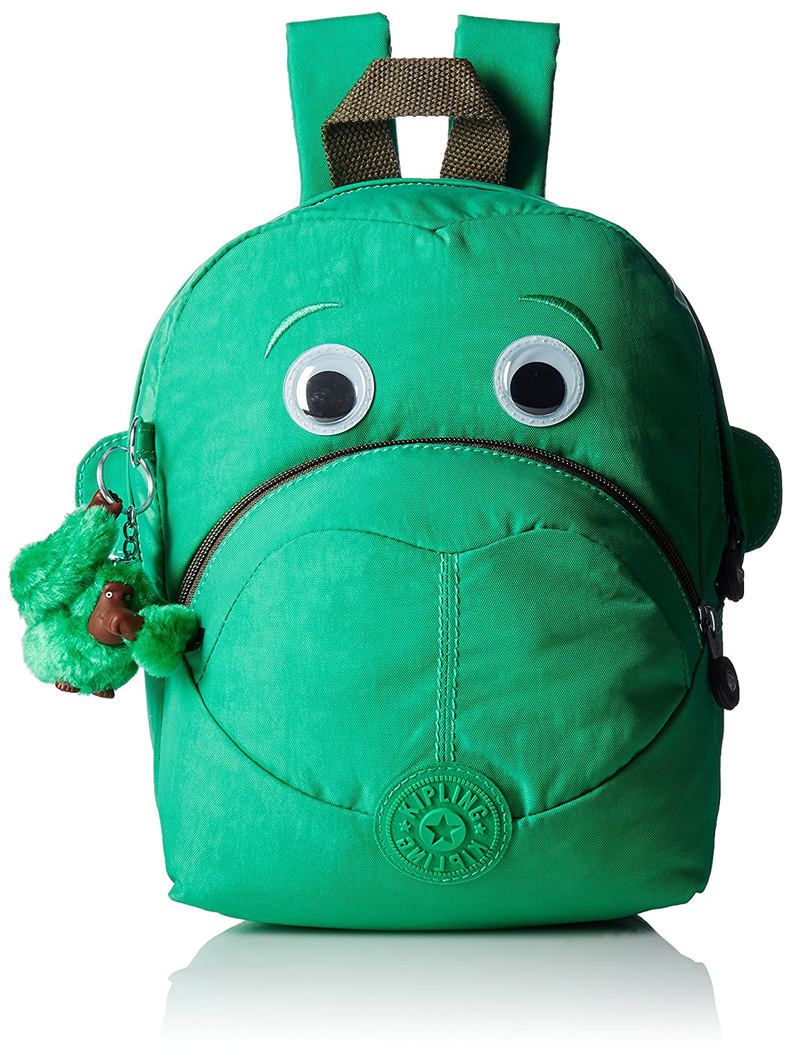 online store factory outlet factory outlet Amazon.com: Kipling Fast Kids Backpack Mojito Green C ...