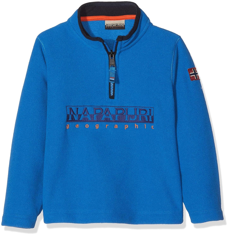Napapijri Boys Tres Half Sweatshirt Jumper