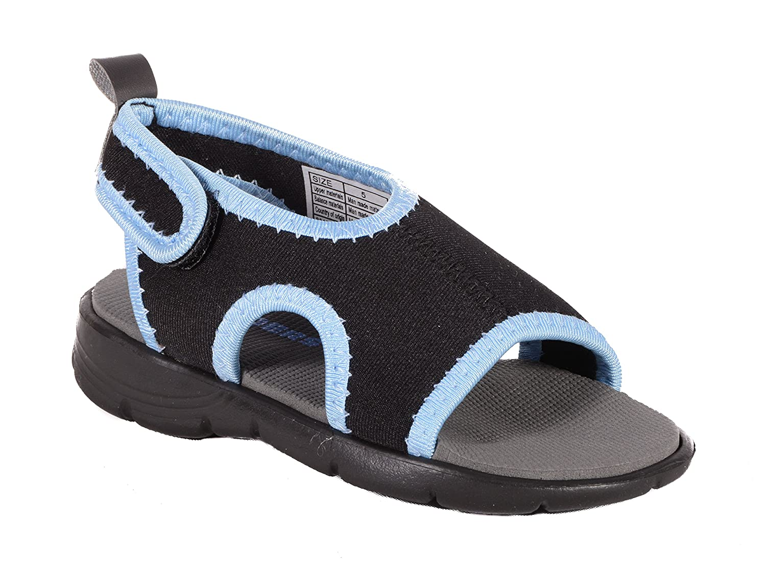 826fef3f6d10 SkidDERS Toddler Boys Water Friendly Lightweight Sandals Style SK1099   Amazon.co.uk  Shoes   Bags