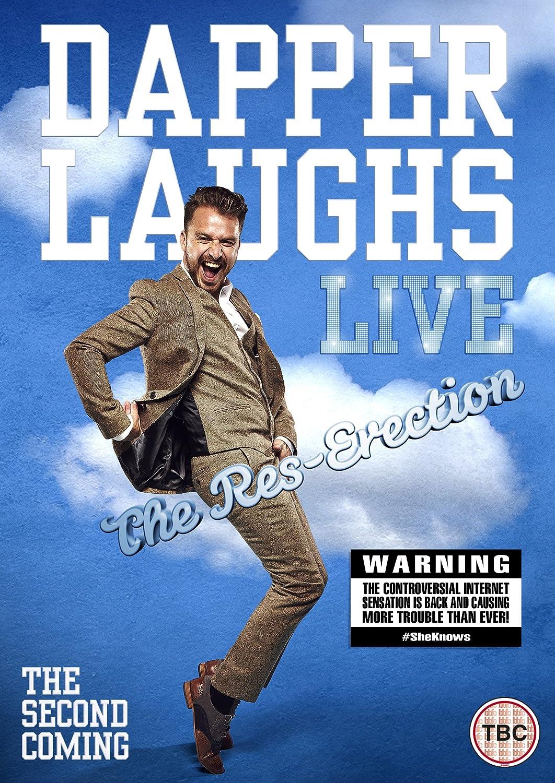 Dapper Laughs Live: The Res-Erection (DVD) [Reino Unido]