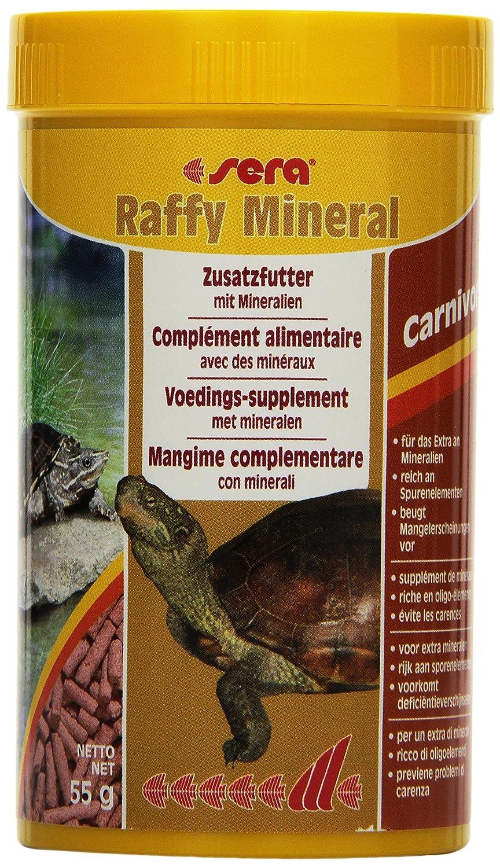 sera 01893 raffy Mineral Schließt Versorgungslücken zuverlässig 1895 Aquarien Aquaristik Fische