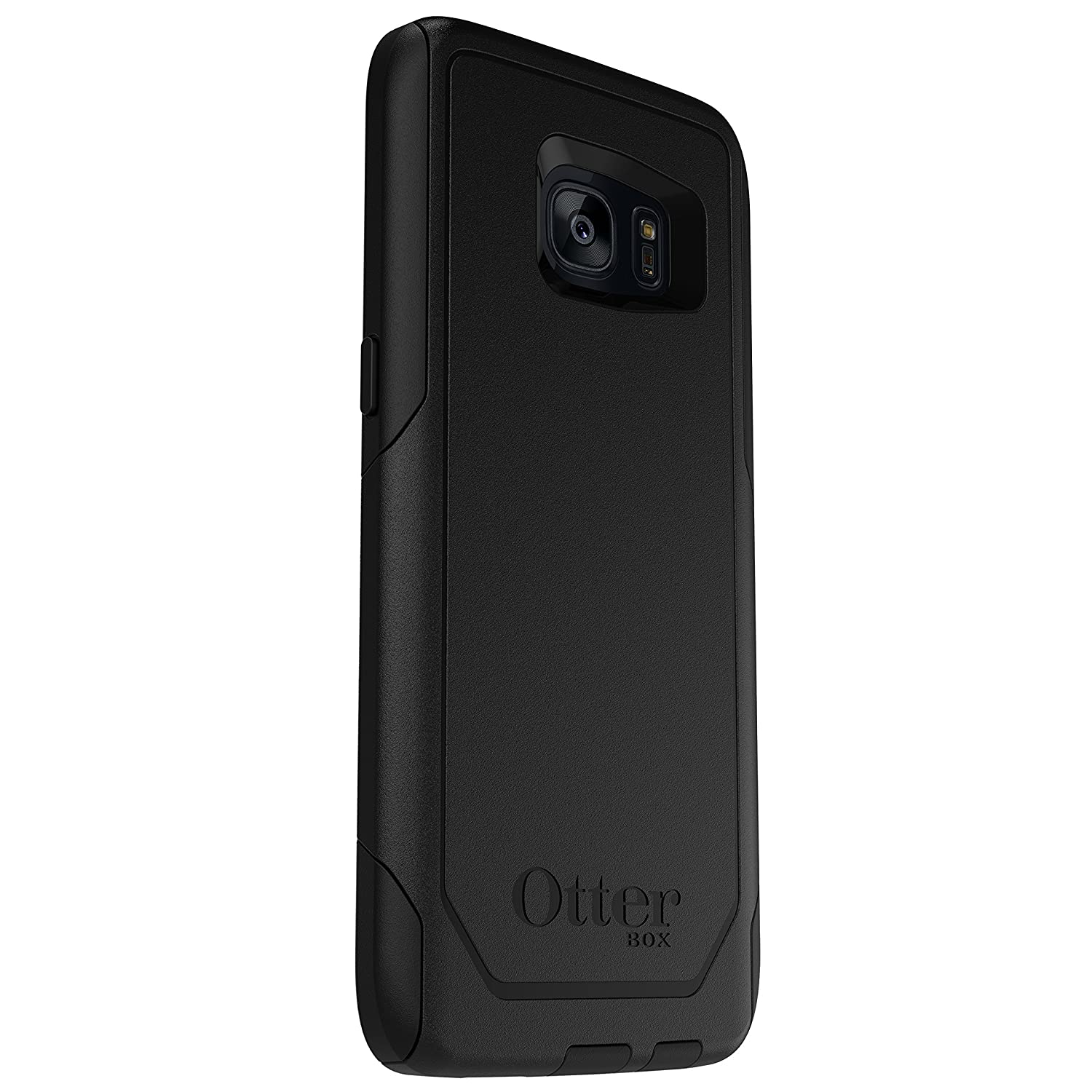 official photos 09718 68a3a OtterBox COMMUTER SERIES Case for Samsung Galaxy S7 Edge - Retail Packaging  - BLACK