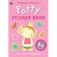 Princess Polly's Potty sticker activity book (Potty Sticker Books)