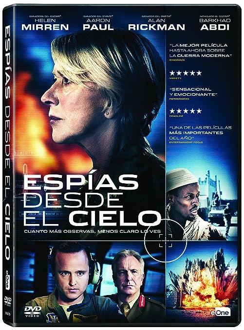 Espias Desde El Cielo [DVD]: Amazon.es: Helen Mirren, Aaron Paul ...