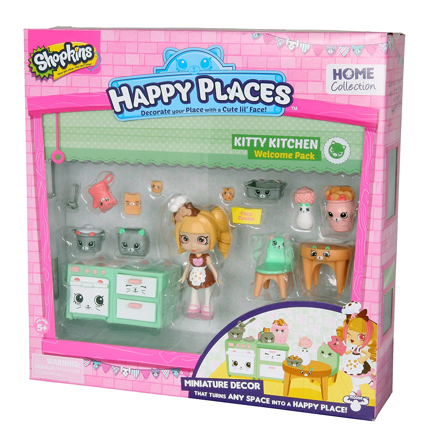 happy places shopkins wel e pack kitty kitschy toys