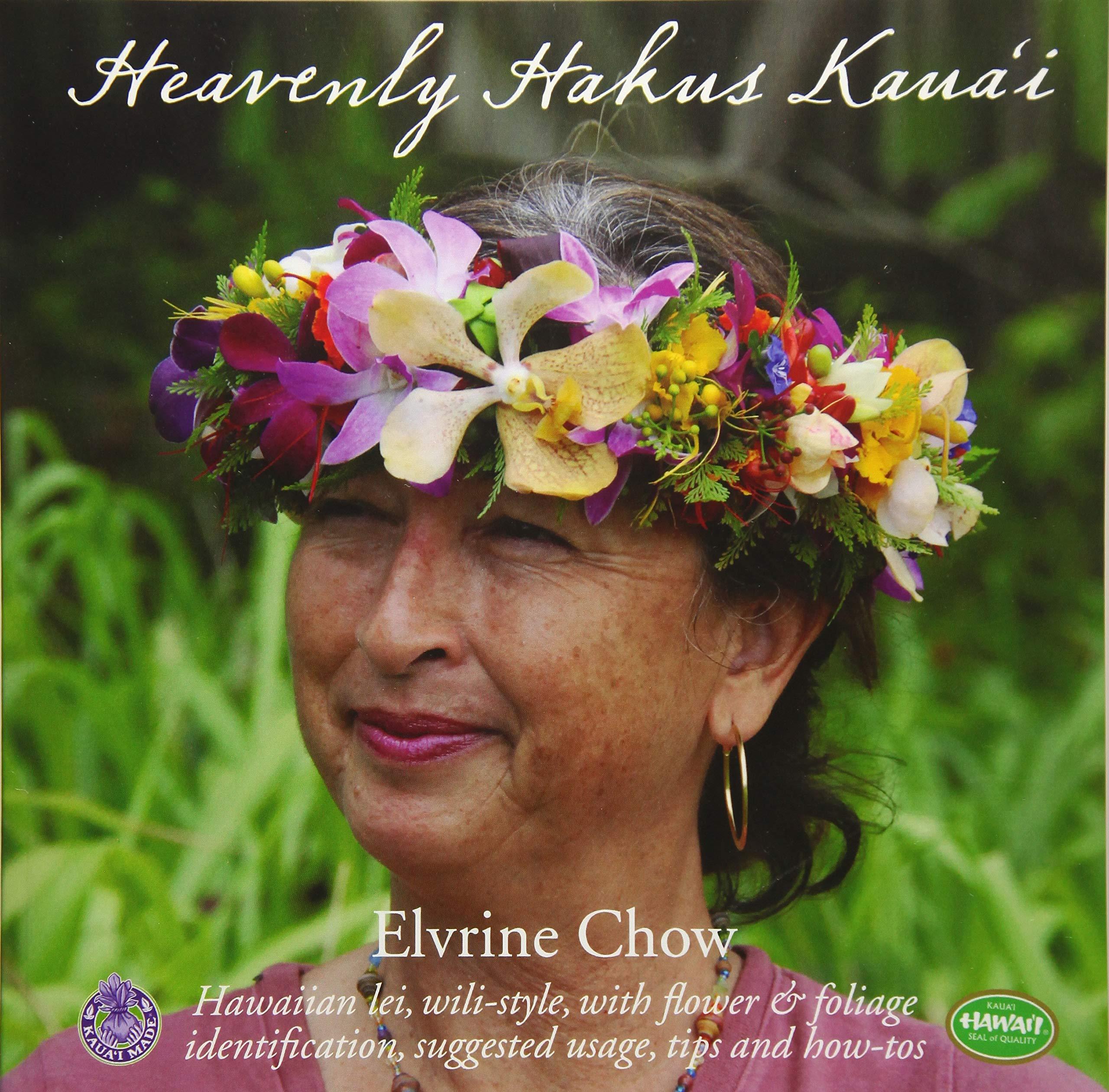 Amazon Heavenly Hakus Kauai Hawaiian Lei Wili Style With