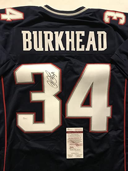 rex burkhead jersey