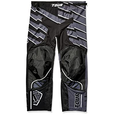 .com : Tour Hockey HPA64BK-XL Adult Code Activ Hockey Pants, X-Large : Sports & Outdoors