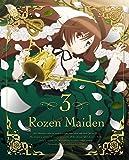 ローゼンメイデン 3 [2013年7月番組](初回特典:エンドカードピンナップ TALE2~5) [Blu-ray]