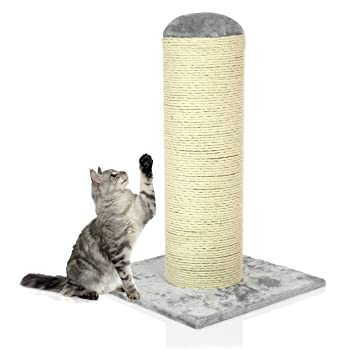242291b5750f Cozy Pet Deluxe Fat Boy Super Large Cat Scratching Post Scratcher Activity  Centre with Heavy Duty ...