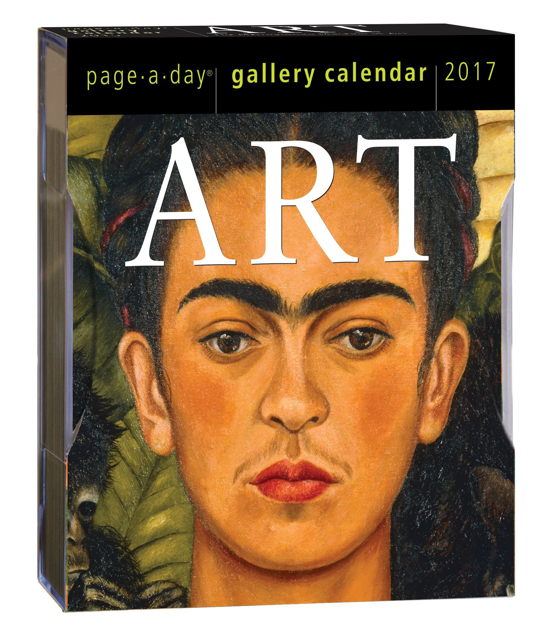 Buy Art PageADay Gallery Calendar 2017 Book Online at Low Prices