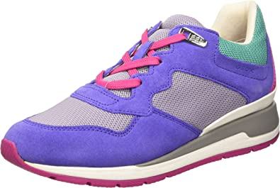 Concurso Empresa Cosquillas  Amazon.com: Geox D Shahira B, Women's Trainers: Shoes