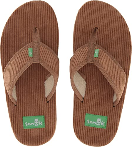 Various Sizes and Colors Sanuk Women/'s Furreal Chill Slide