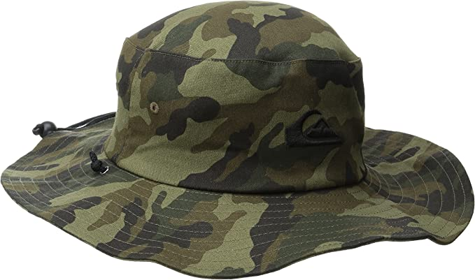 Quiksilver Bushmaster Sun Protection Bucket Hat