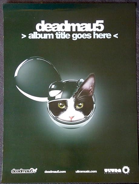 Amazon.com: Deadmau5 – Título del álbum VA aquí – Rare de ...