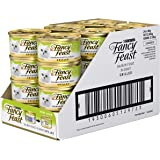 Fancy Feast Grilled Salmon in Gravy Wet Cat Food, Adult, 24x85g