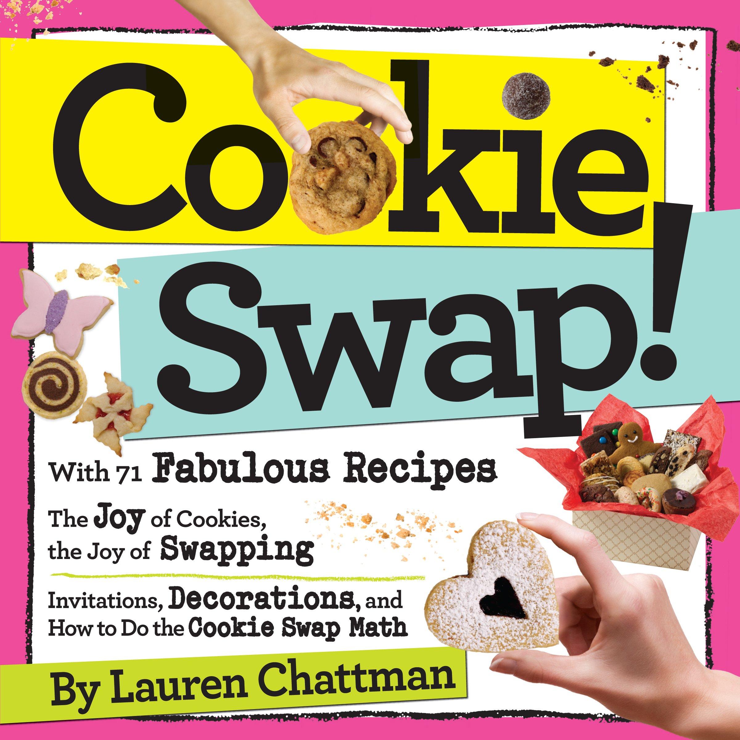 Image result for cookie swap lauren chattman