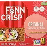 Finn Crisp Crispbread, Original, 7-Ounce (Pack of 9)
