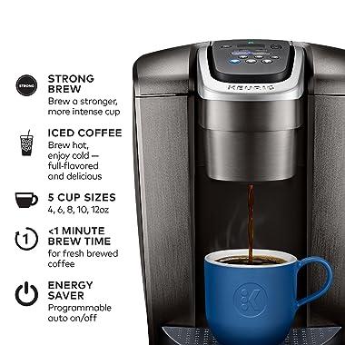 Keurig K Elite Single Serve K Cup Pod Coffee Maker Review